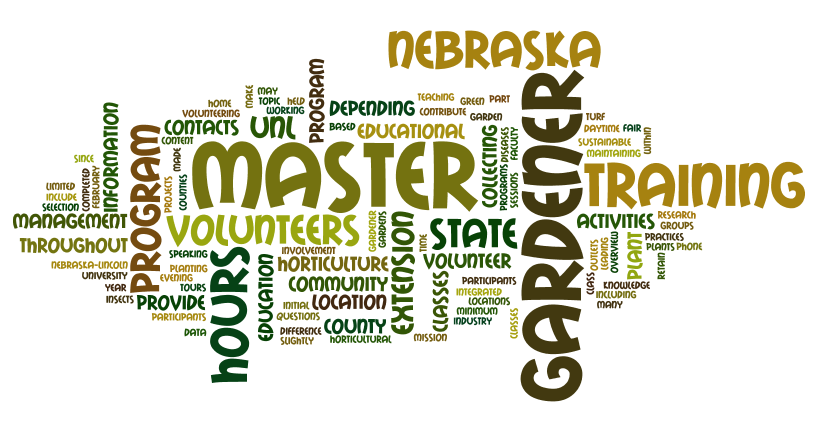 Nebraska Master Gardener Program University of NebraskaLincoln